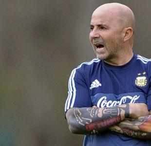 """Sampaoli lamenta fallo del TAS: """"Ahora tenemos que remar de atrás para llegar al Mundial"""""""