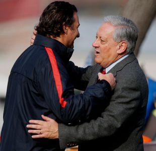 Arturo Salah feliz por fallo del TAS y anunció que conversará con Vidal tras incidente