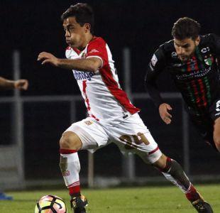 Curicó Unido vence agónicamente a Palestino y da el primer golpe en Copa Chile