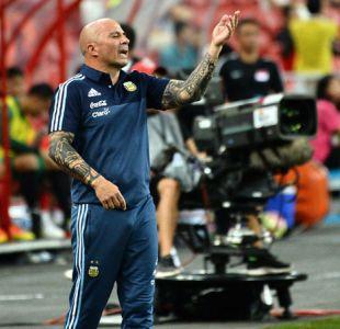 [VIDEO] Sampaoli está obligado a ganar tras fallo del TAS favorable a Chile