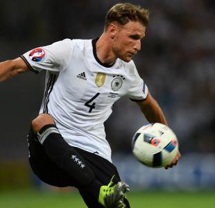 Juventus se refuerza tras partida de Bonucci con defensa campeón del mundo