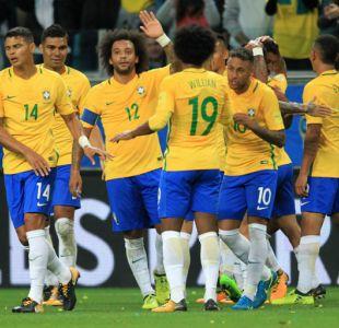 Brasil lamenta la baja de Marcelo de cara duelo con Chile en Clasificatorias Sudamericanas
