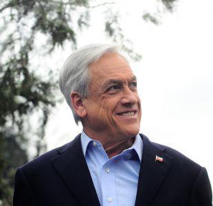 Piñera enfatiza que campaña de 2009 se ajustó 100% al marco legal tras investigación a factura