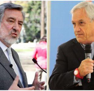 Piñera responde a Guillier: Con mentiras no va a lograr avanzar