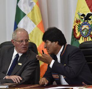Kuczynski ofrece a Bolivia el uso del puerto de Illo para su comercio