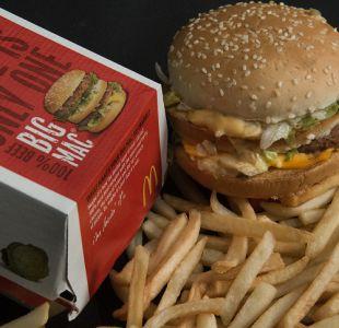 Nuevo reto de la Big Mac para los amantes de la comida rápida