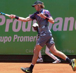 Nicolás Jarry vence a un Top 100 y se instala en final del Challenger de Quito