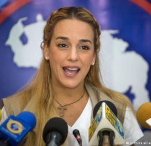 Lilian Tintori solicita a Bachelet visitar Venezuela y constatar estado de salud de presos políticos