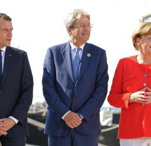 """Merkel, Macron y Gentiloni piden """"sanciones europeas más duras"""" contra Pyongyang"""