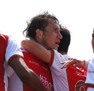 [VIDEO] Goles Copa Chile: Curicó vence a Palestino y está en cuartos de final