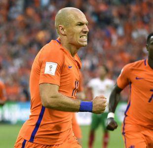 Holanda gana y sigue en la pelea por llegar al Mundial de Rusia 2018