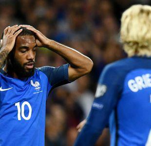Clasificatorias europeas: Francia se enreda ante Luxemburgo y Portugal vence a Hungría