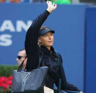 María Sharapova se despide del US Open en octavos de final