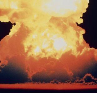 Las detonaciones nucleares más potentes de la historia
