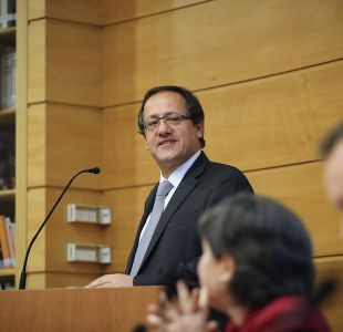 Beyer y presidenciales: La novedad es que hay una competencia bastante cerrada por el segundo lugar
