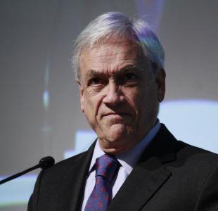 """Piñera arremete contra Sistema de Evaluación Ambiental: """"Es inentendible y sin límite de tiempo"""""""
