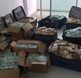 Policía brasileña allana bunker del dinero de ex ministro de Temer