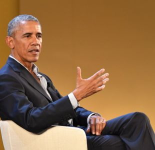 Obama reaparece en apoyo a candidatos demócratas