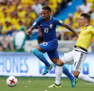 [Minuto a Minuto] Colombia empata ante líder Brasil por Clasificatorias Sudamericanas