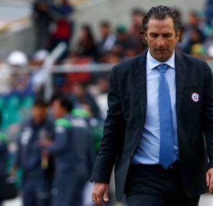 """Juan Antonio Pizzi: """"No estaba en nuestra mente no sacar puntos en esta pasada"""""""
