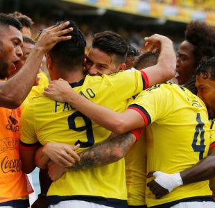 Colombia rescata valioso empate ante Brasil y sueña con llegar al Mundial