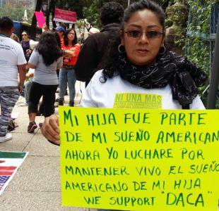 No quiero que mi hija pase el infierno que viví: el miedo de padres dreamers deportados a México