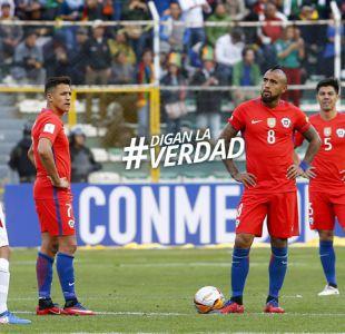 [VIDEO] #DLVenlaWeb con análisis de la caída de Chile y toda la fecha de Clasificatorias