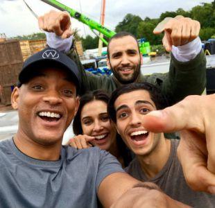 La polémica racial que agita el rodaje del live-action de Aladdin