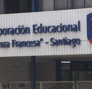 [VIDEO] Investigan suicidio de escolar en barrio alto de Santiago