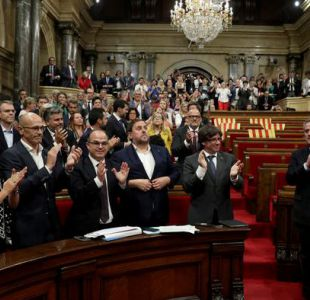 Cataluña desafía al Estado y convoca referéndum independentista