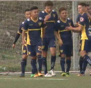 [VIDEO] Goles Primera B fecha 6: Barnechea se impone frente a Rangers