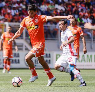 [VIDEO] Goles Primera B fecha 6: Cobreloa vence a Copiapó en Calama