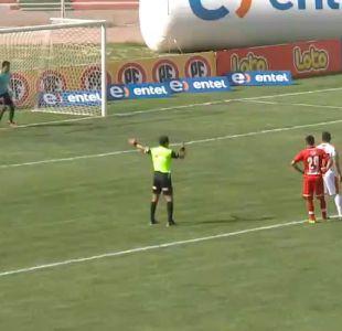 [VIDEO] Goles Primera B fecha 6: Cobresal golea a Ñublense en El Cobre