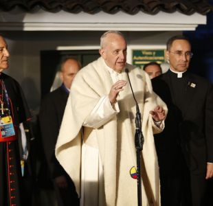 Papa Francisco en Colombia: Que este esfuerzo nos haga huir de toda tentación de venganza