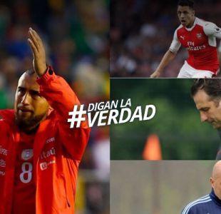 """[VIDEO] Digan La Verdad con Vidal en """"La Roja"""", Alexis, goles Copa Chile y Sampaoli"""