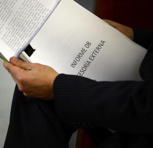 Informes copiados: Gajardo confirma que se investiga fraude al fisco