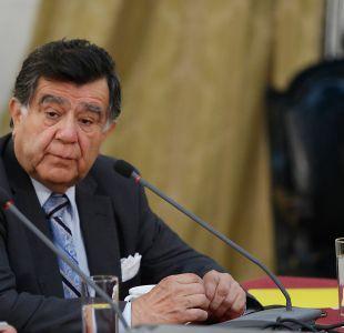 Diputado Sergio Ojeda e informe plagiado a Patricio Navia: Soy una víctima
