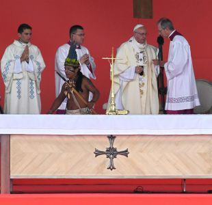 Papa en Villavicencio: Sin reconciliación, la paz en Colombia será un fracaso