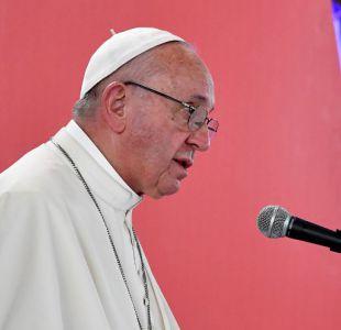 Las 10 frases destacadas del Papa Francisco en Colombia
