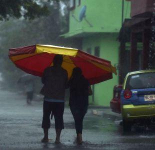 El huracán Katia causa deslaves que dejan dos muertos en Veracruz, México