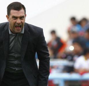 Pablo Guede: Cuando ganas te aplauden y cuando pierdes te putean