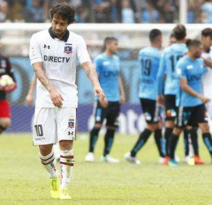 Jorge Valdivia podría perderse duelo ante la UC por dichos contra Eduardo Gamboa