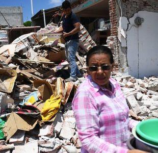 Por qué el terremoto de magnitud 8,2 de México fue oscilatorio y trepidatorio a la vez