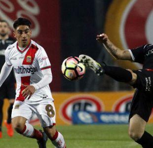 Curicó Unido y Deportes Temuco empatan en cierre de la jornada de sábado del Transición 2017