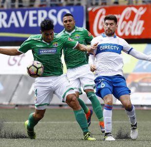 [FOTOS] Las imágenes del empate entre Audax Italiano y Universidad Católica