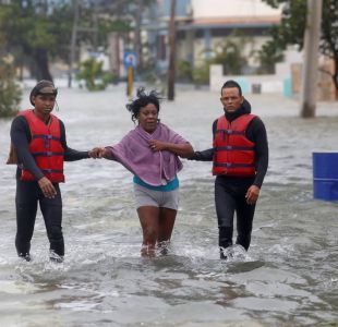 Cuba huracán Irma