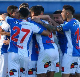 Deportes Antofagasta supera a Huachipato y sigue escalando en el Torneo de Transición