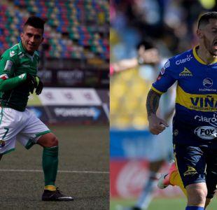 Bryan Carrasco y Juan Cuevas son los máximos goleadores del Torneo de Transición