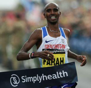 Mo Farah anuncia su participación en el maratón de Londres de 2018