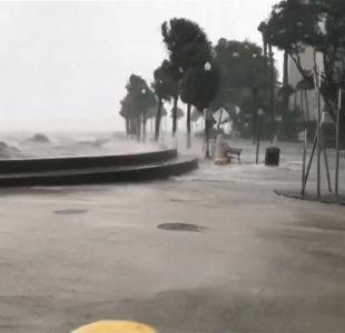 [VIDEO] El devastador paso del huracán Irma por Cuba y Florida